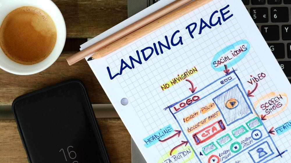 10 Email Marketing Landing Page Tips